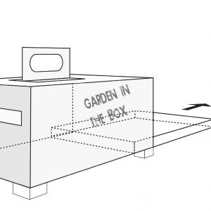 GARDEN IN THE BOX