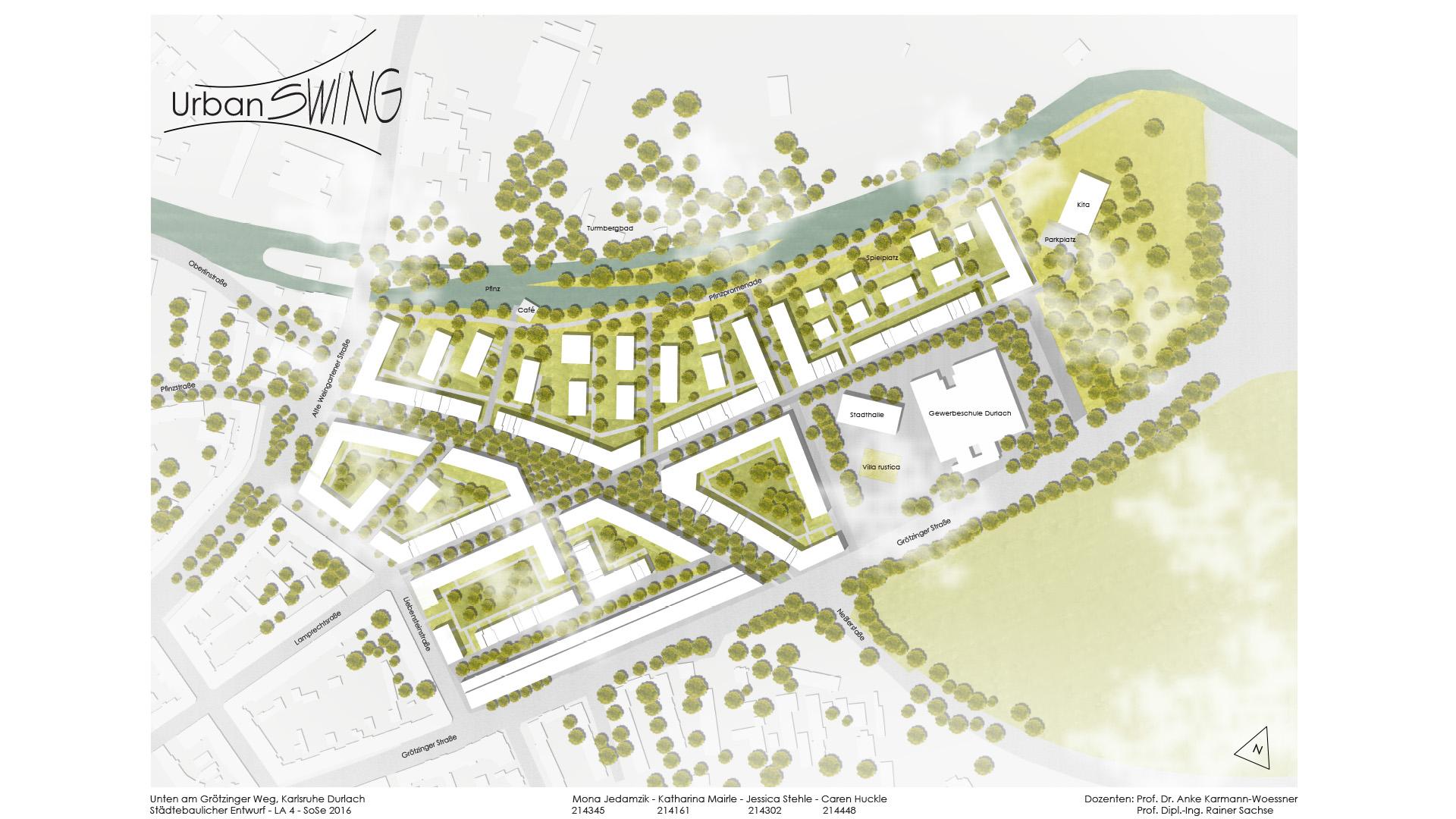 16 4 Städtebaulicher Entwurf 01