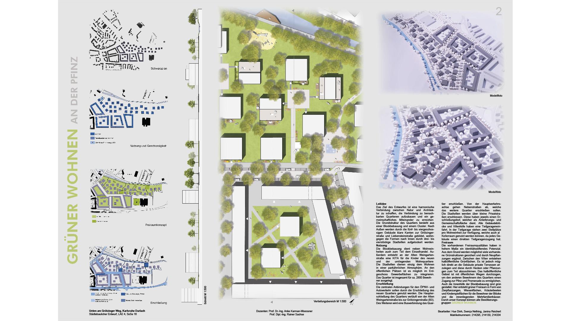 16 4 Städtebaulicher Entwurf 04