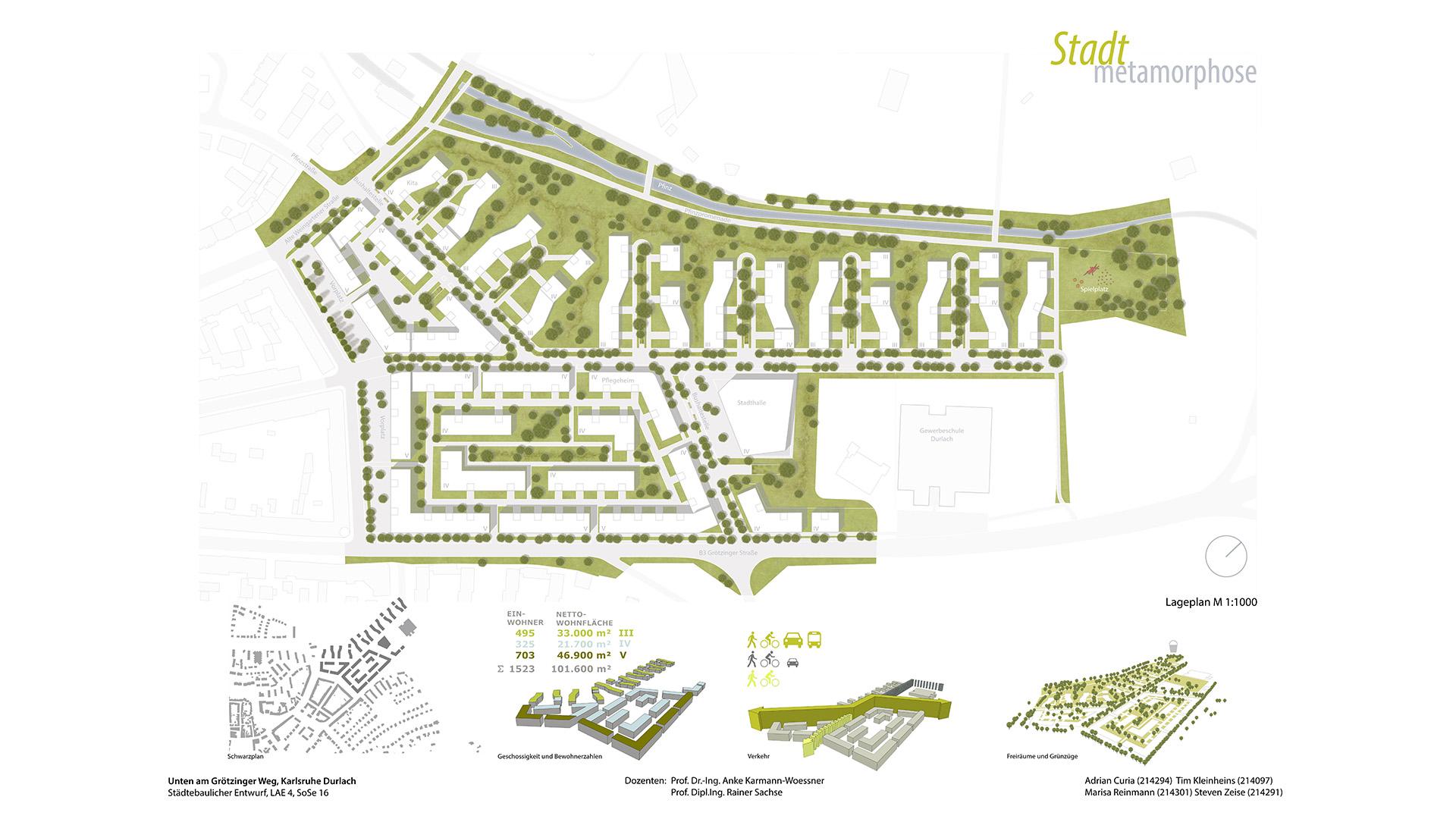 16 4 Städtebaulicher Entwurf 05