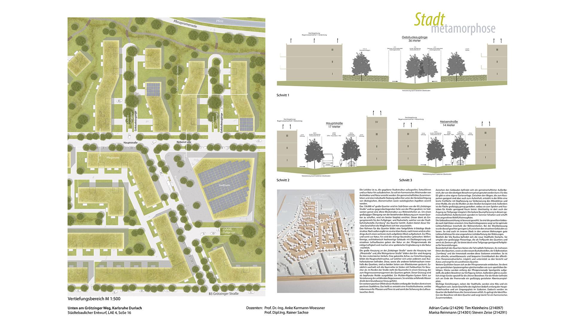 16 4 Städtebaulicher Entwurf 06
