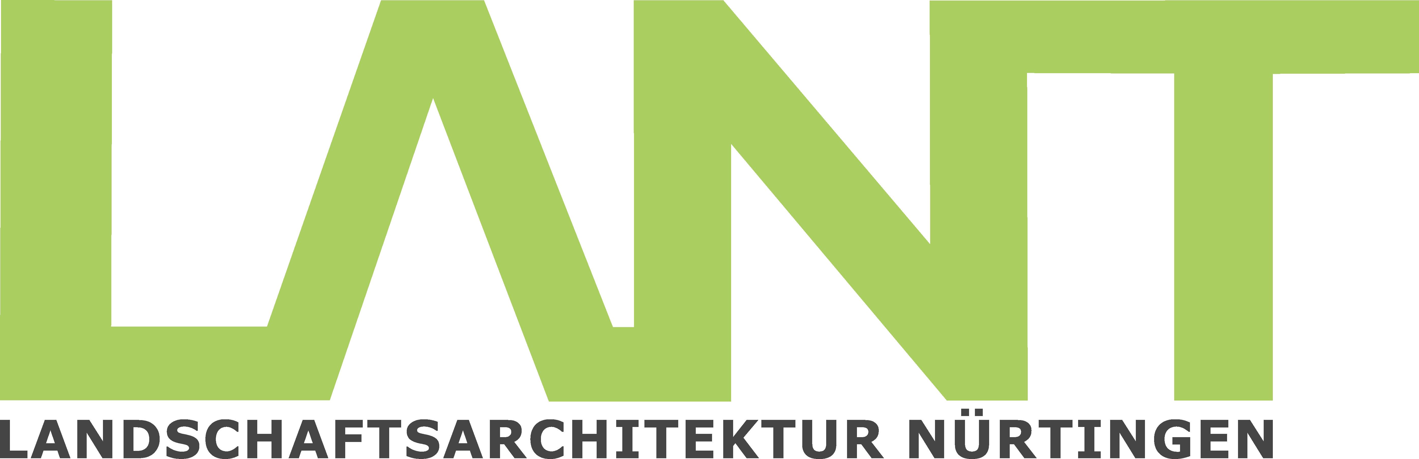 Logo LANT Grün Grau