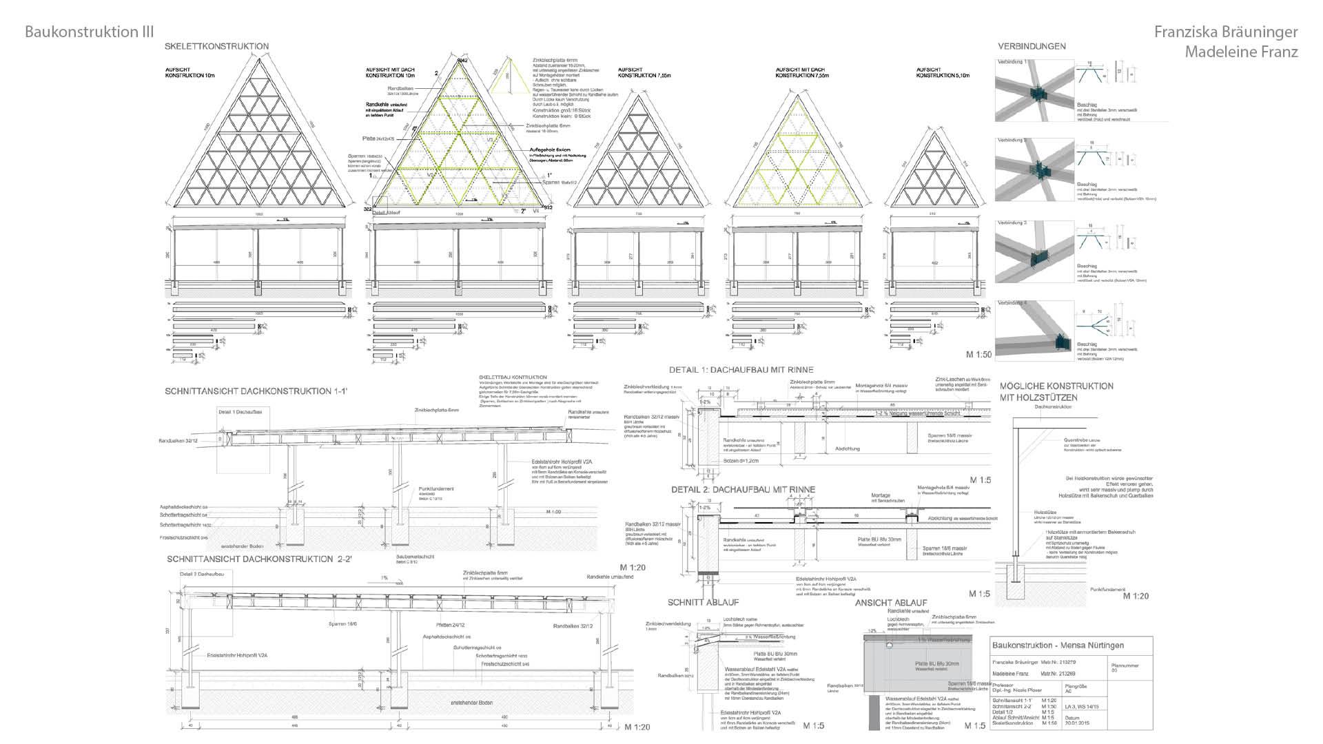 03 14 03 Baukonstruktion III