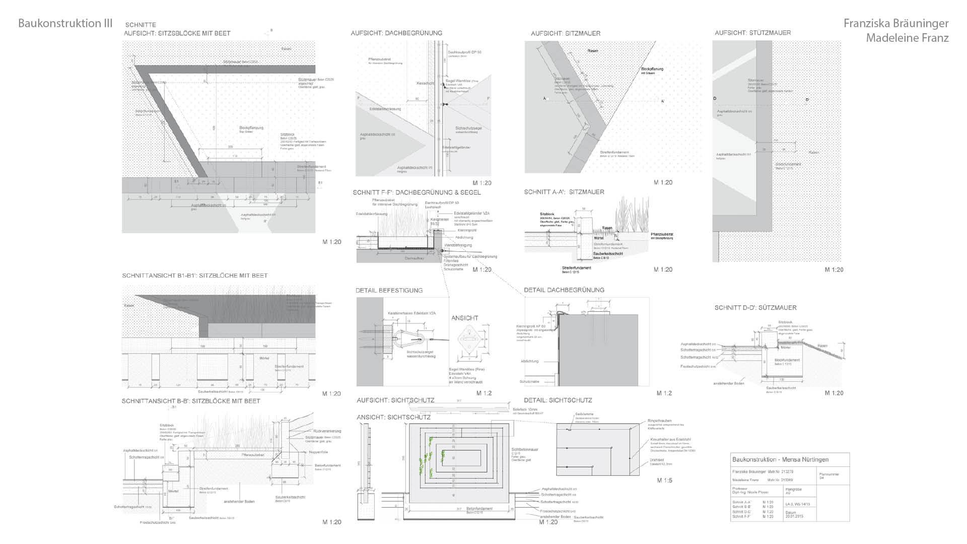 04 14 03 Baukonstruktion III