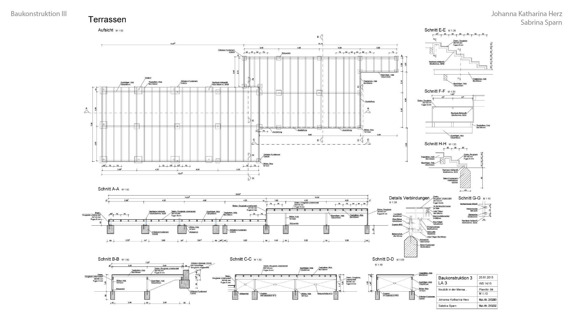 09 14 03 Baukonstruktion III