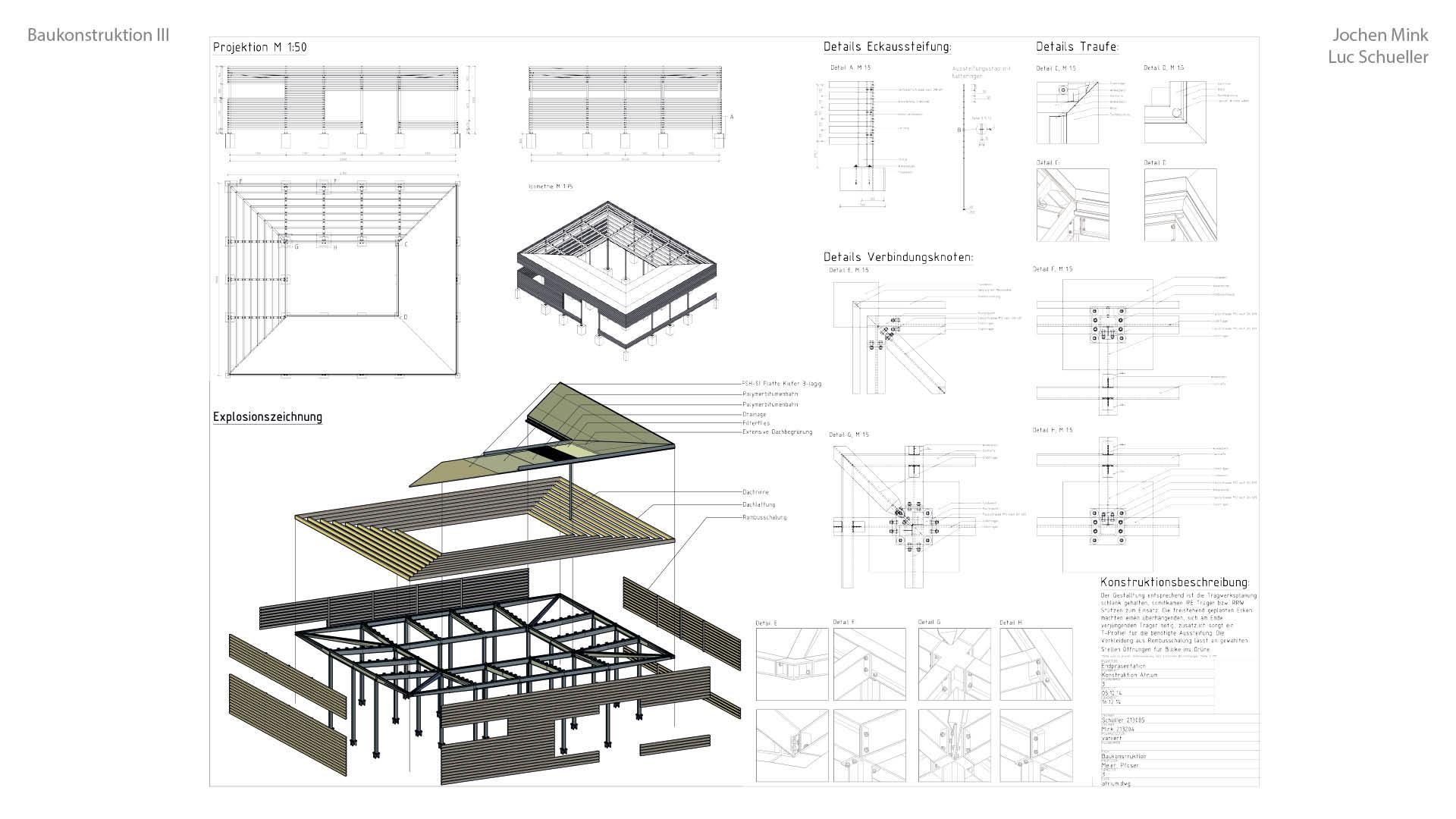 13 14 03 Baukonstruktion III