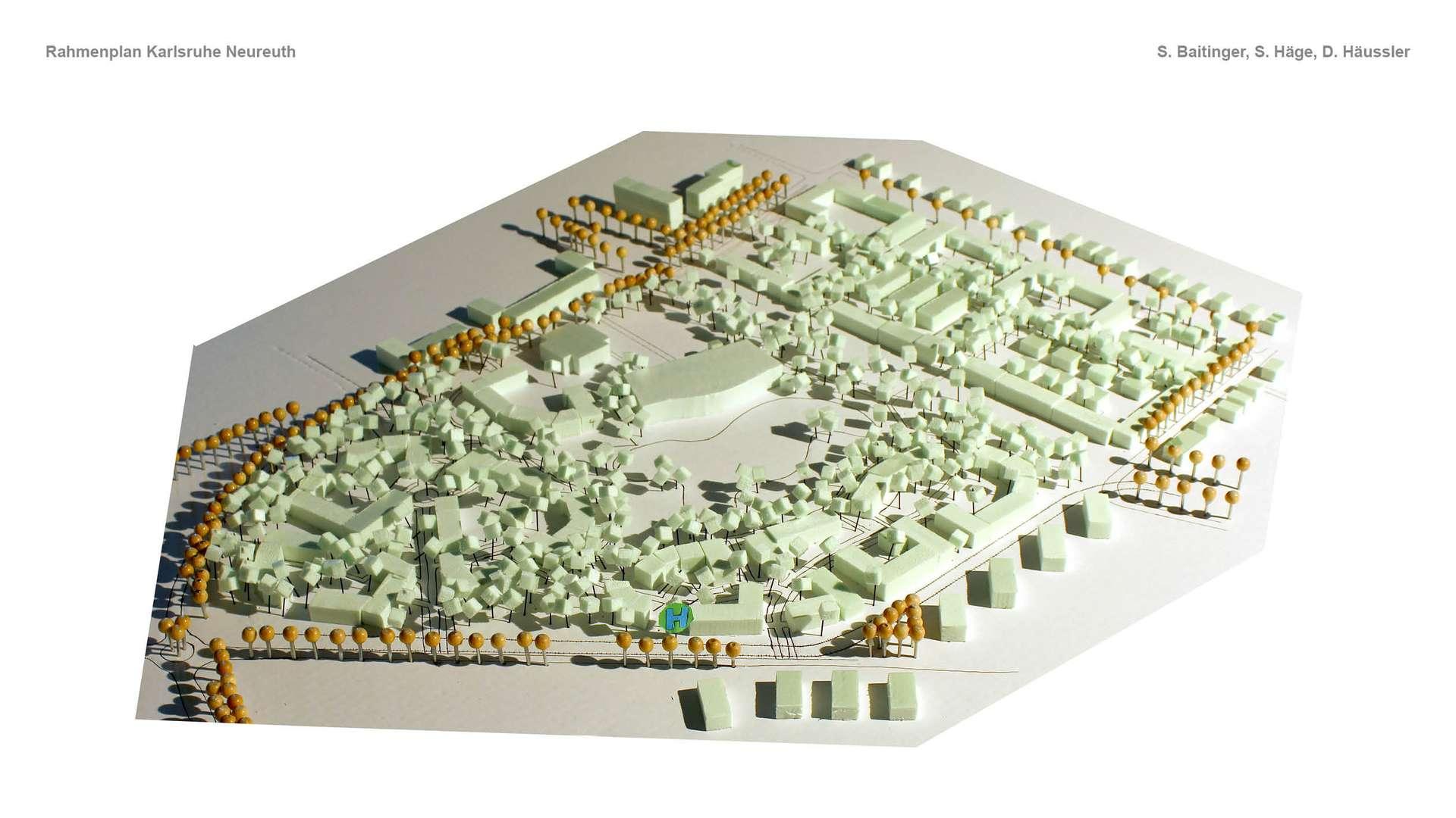 17 Rahmenkonzept Karlsruhe Neureuth