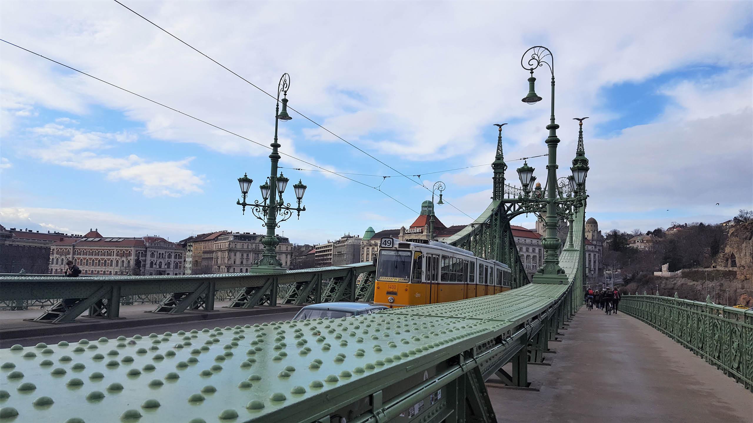 EXKURSION BUDAPEST / WIEN
