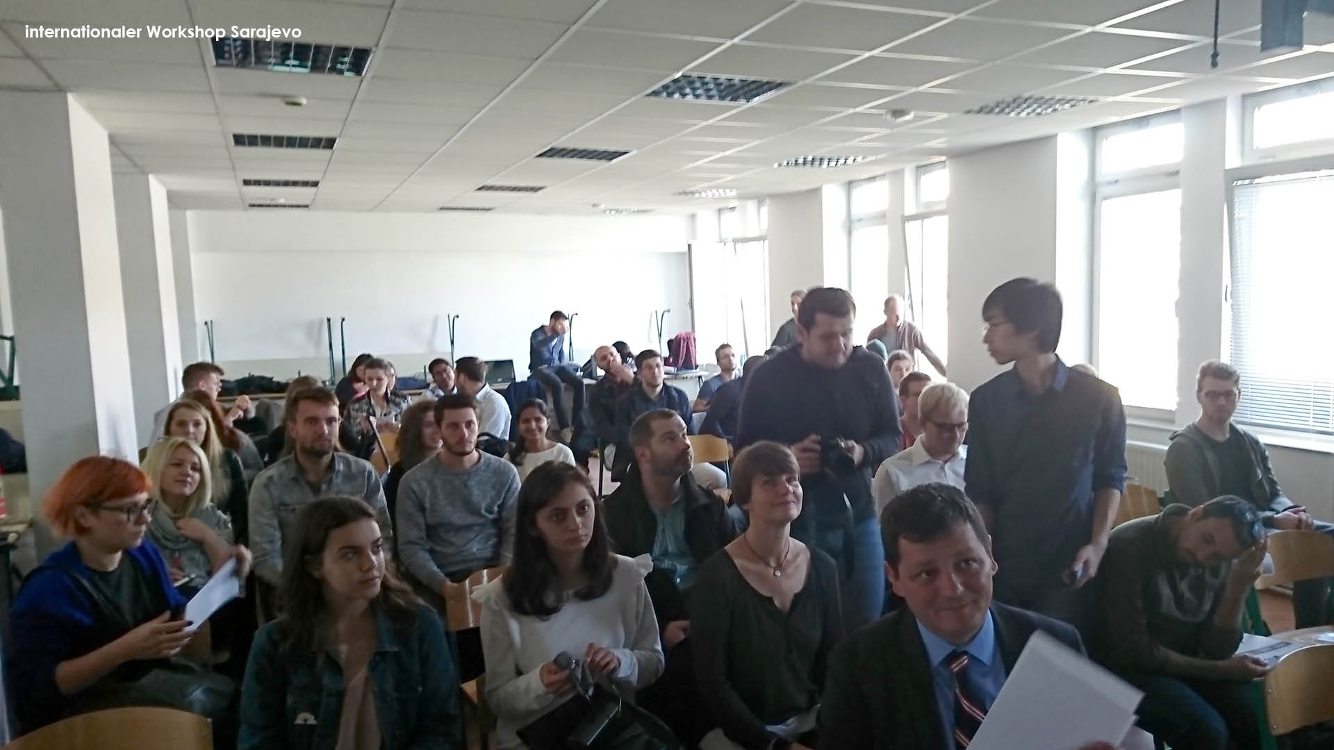 Workshop Sarajevo 201712