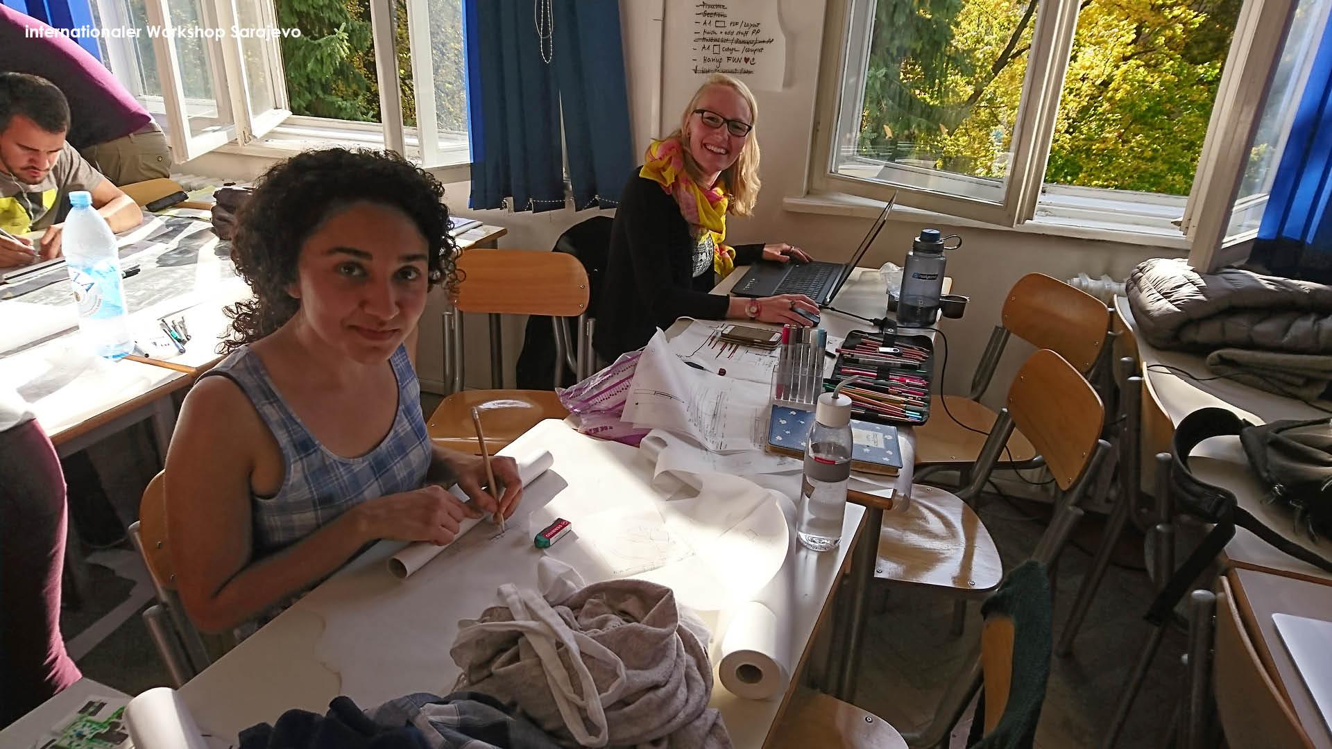 Workshop Sarajevo 20173