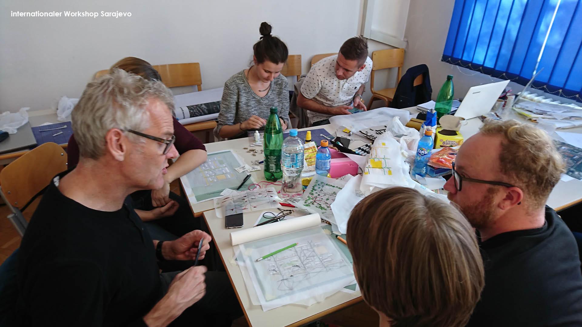 Workshop Sarajevo 20174