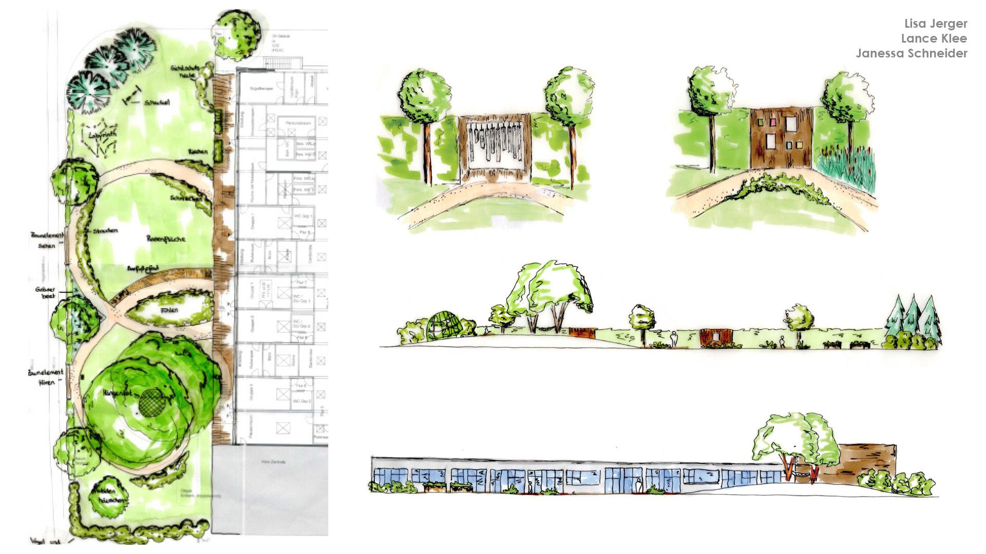 04 2016 2 Entwerfen Von Gärten