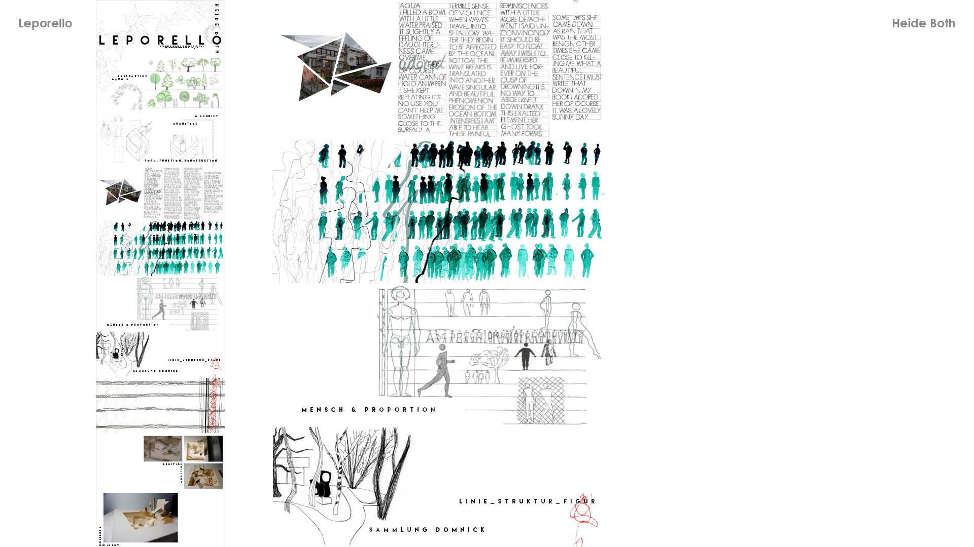 18 1 Bildnerisches Gestalten Leporellos Einzelarbeiten2