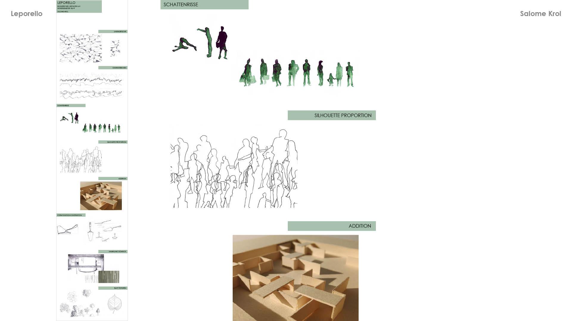 18 1 Bildnerisches Gestalten Leporellos Einzelarbeiten6