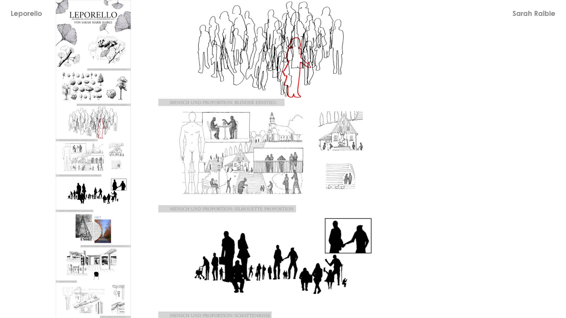 18 1 Bildnerisches Gestalten Leporellos Einzelarbeiten7