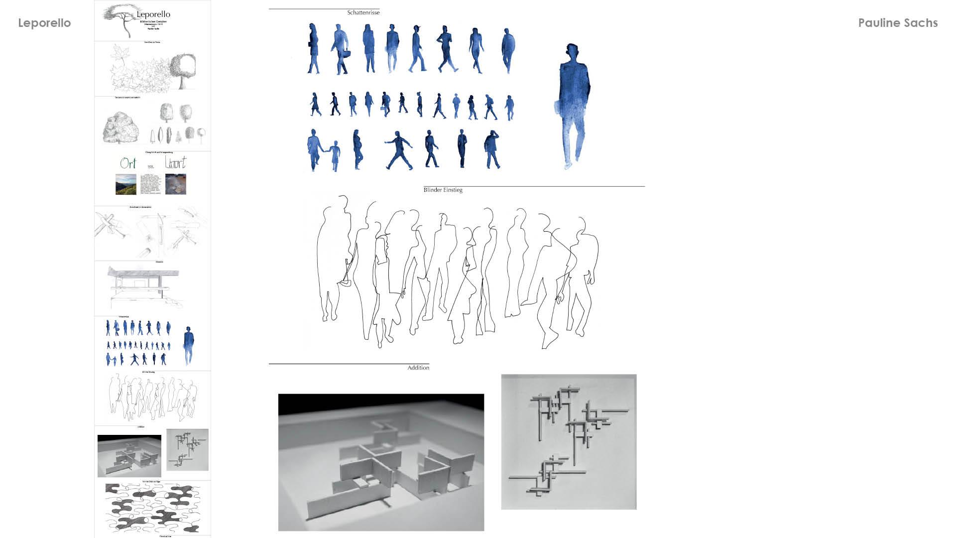 18 1 Bildnerisches Gestalten Leporellos Einzelarbeiten8