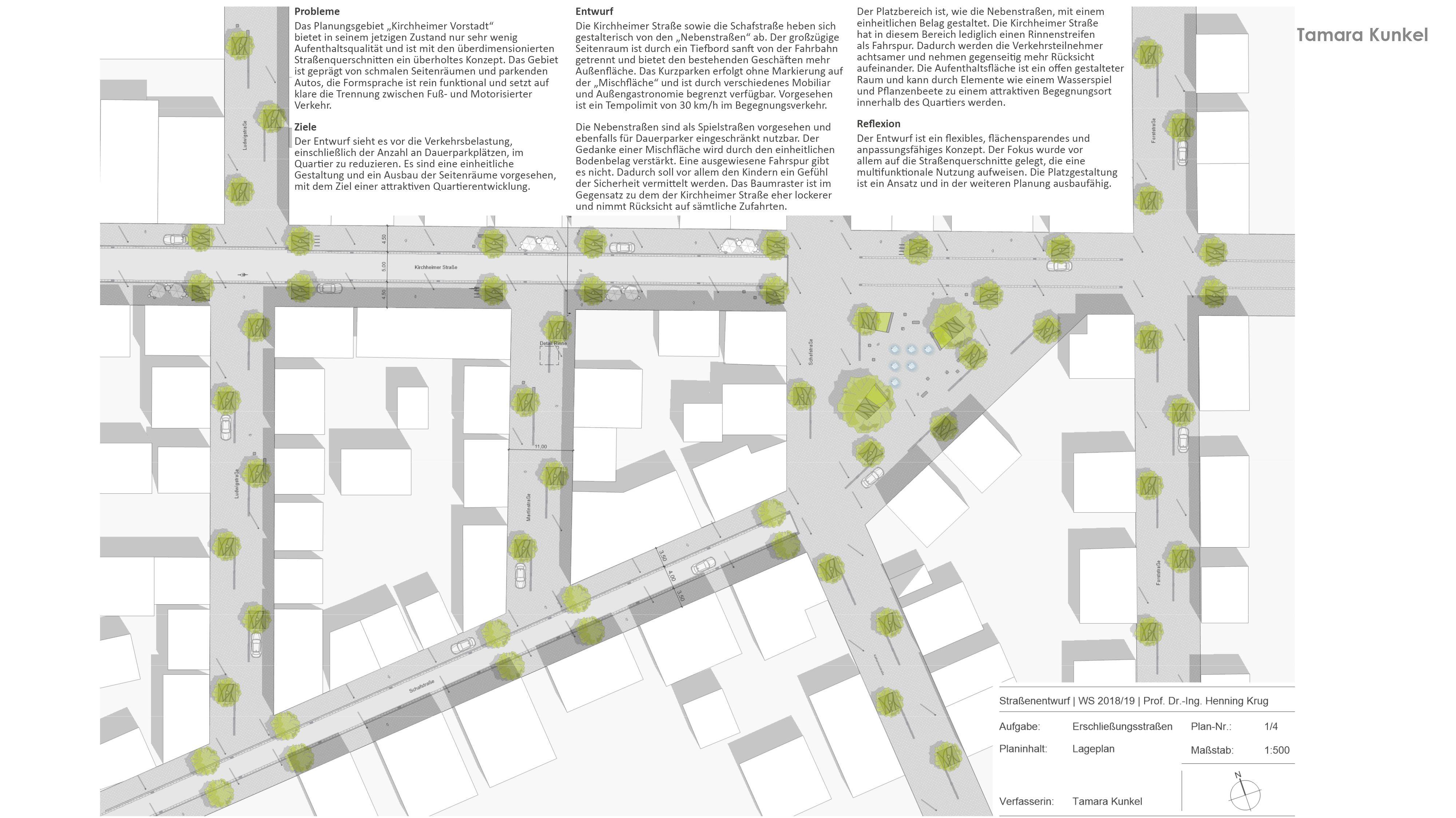 03 2018 7 Straßenentwurf