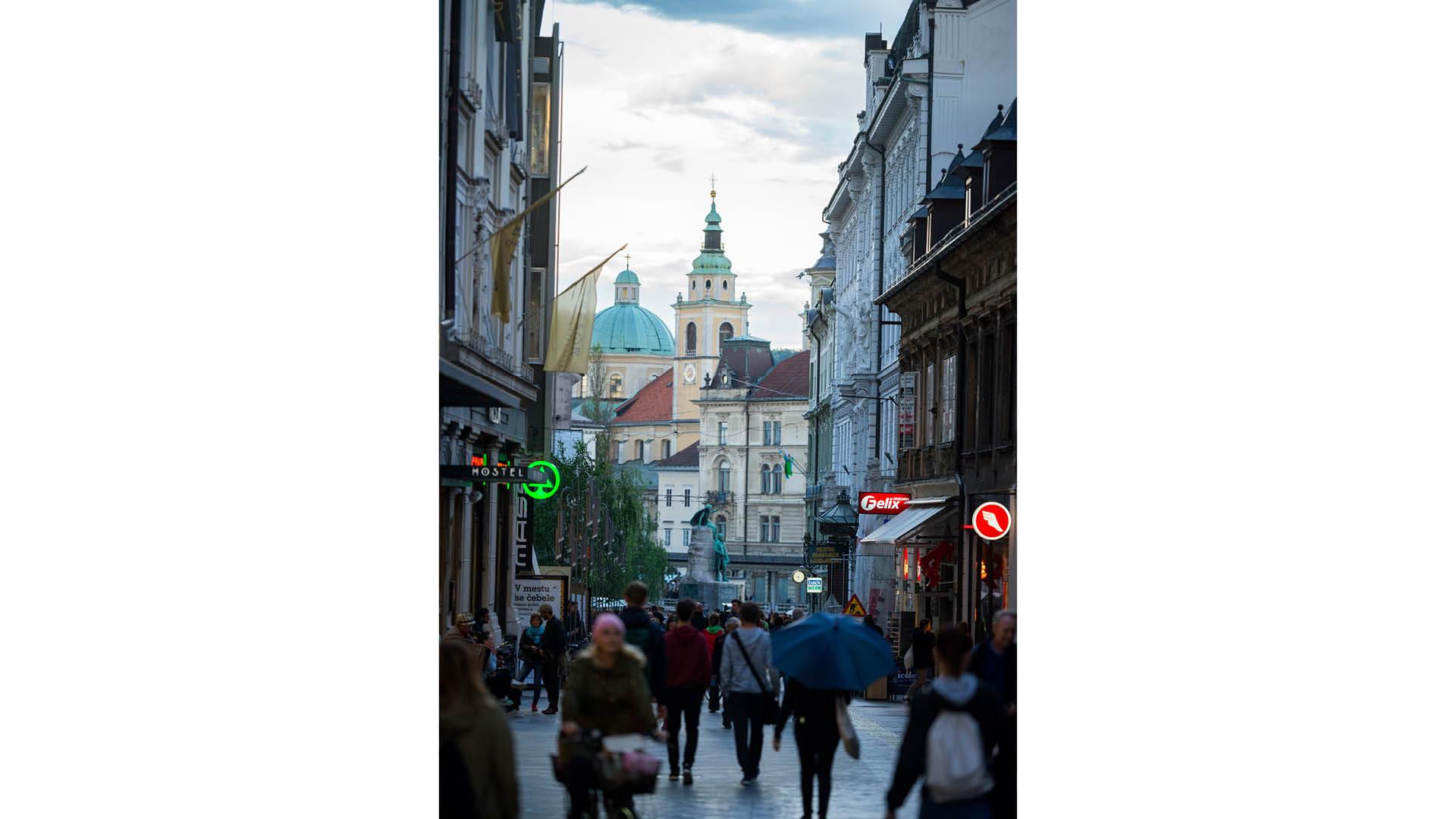 Kompaktsminar Ljubljana 2018
