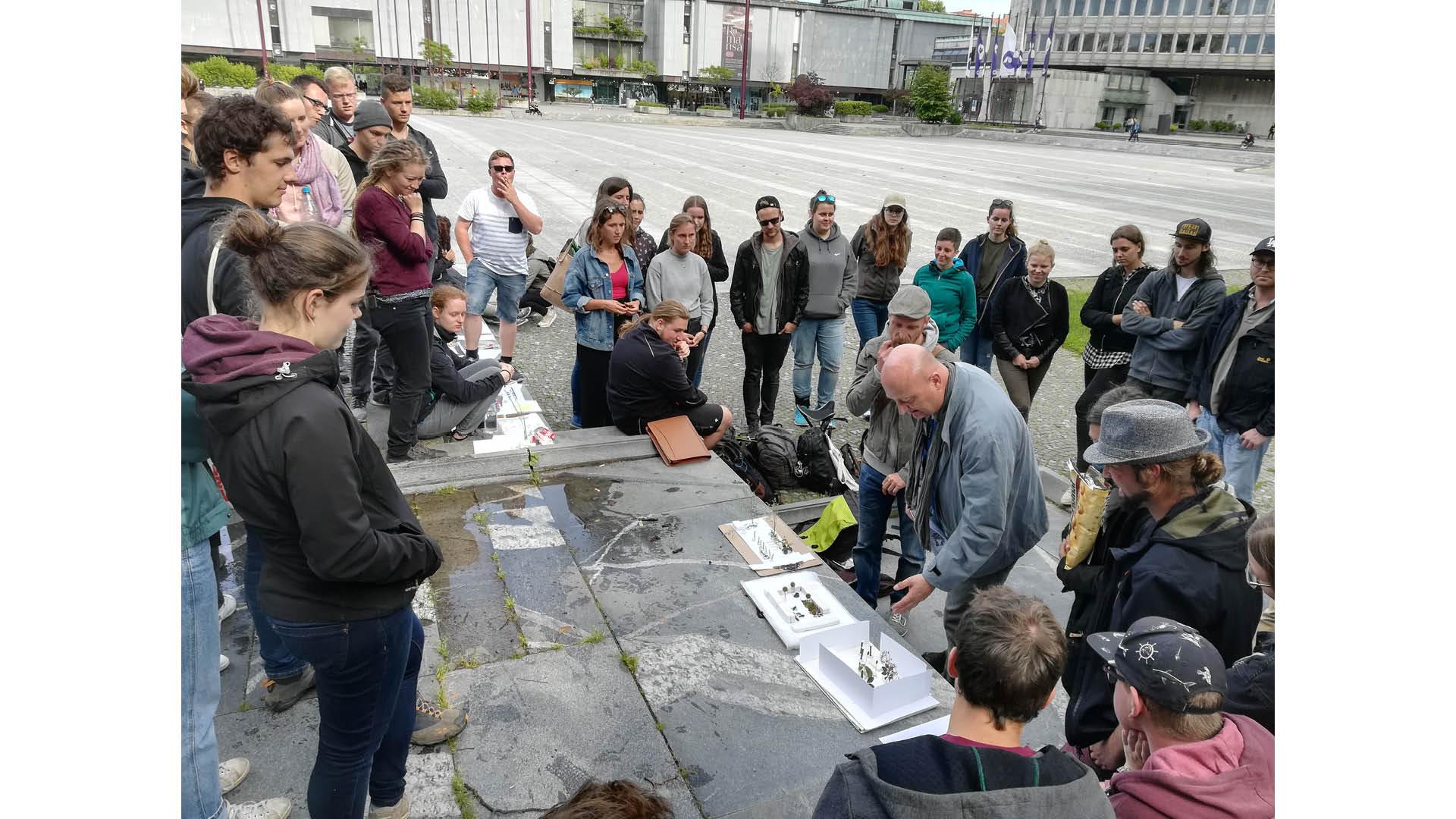Kompaktsminar Ljubljana 2018 25