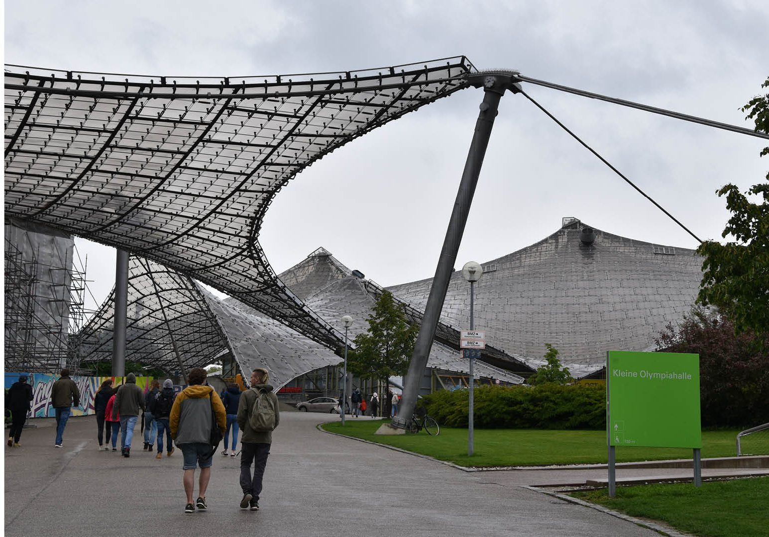 Munich educational trip