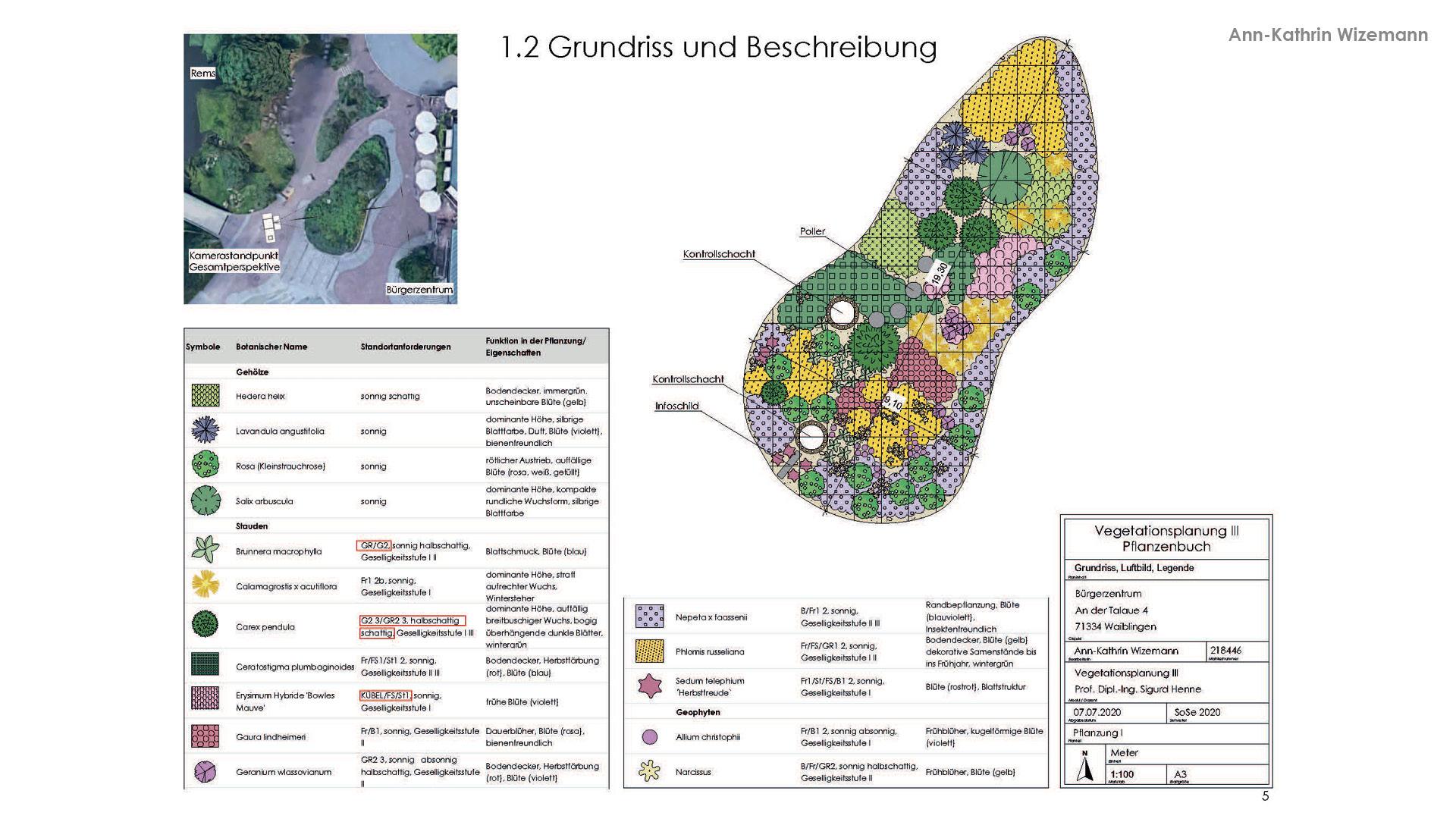 Vegetationsplanung 10