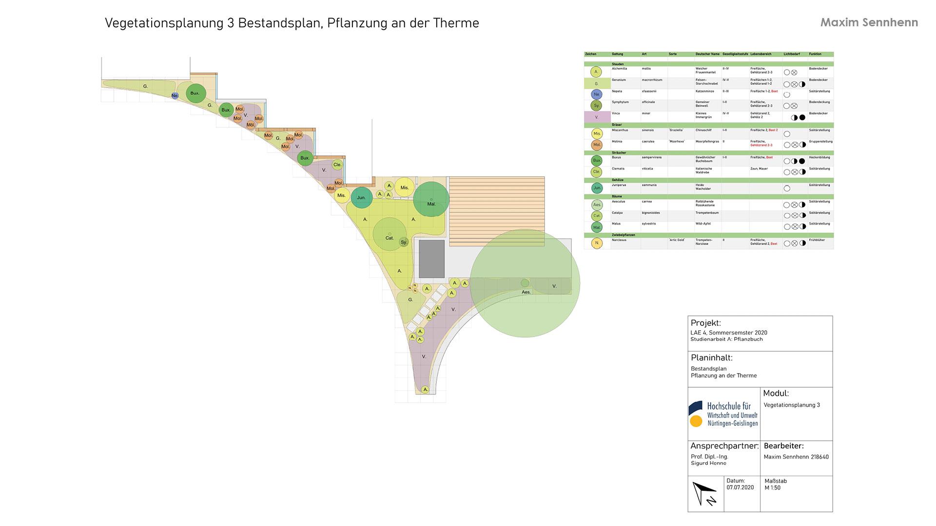 Vegetationsplanung 13
