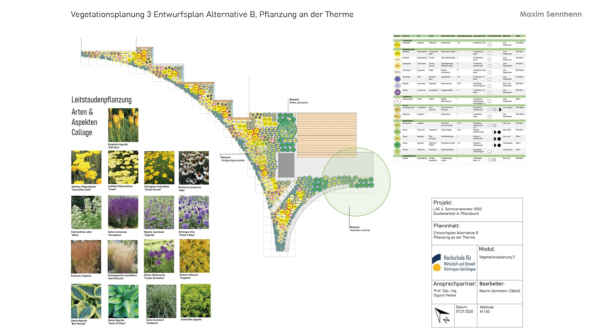 Vegetationsplanung 15